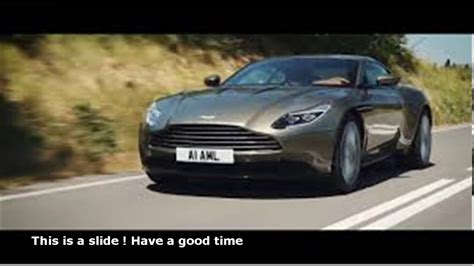 Aston Martin Used Car Commercial