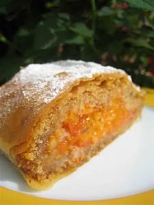 Marillenstrudel milchfrei milchfreie Rezepte Kuchen