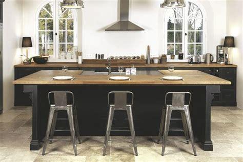 modeles cuisines contemporaines cuisine contemporaine moderne chic urbaine chic