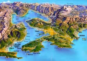 Kotor Montenegro Map
