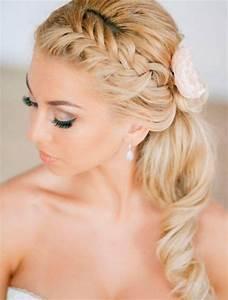 Hochzeitsfrisuren Gast Hochzeitsfrisuren Offene Haare Geflochten