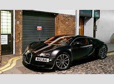HD Hintergrundbilder bugatti veyron supercar mattschwarz