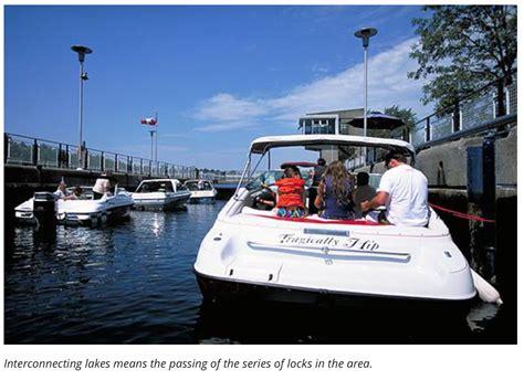 Fairy Lake Huntsville Boat Launch by Muskoka And The Haliburton Highlands Powerboating