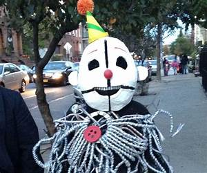 ennard costume fnaf location 5 steps with pictures