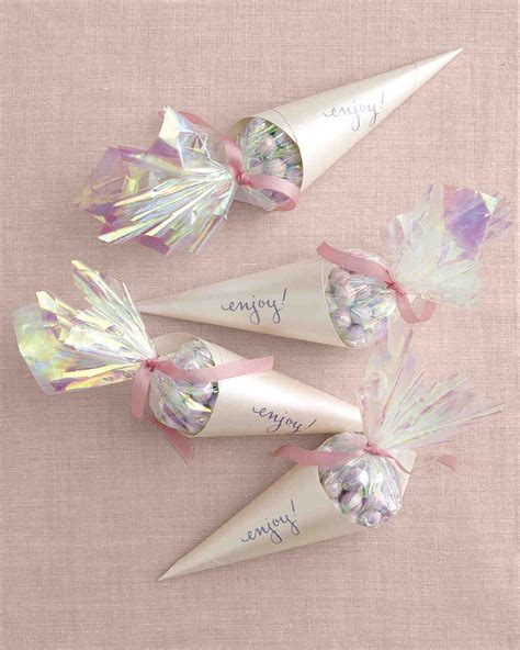 bridal shower favor ideas that you can diy martha stewart weddings