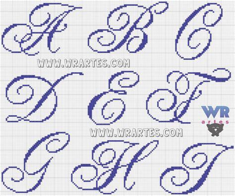 25 melhores ideias de ponto letras no monograma ponto alfabeto monograma