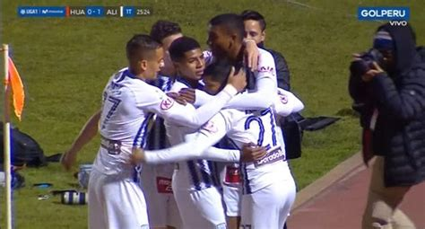 Alianza Lima vs. Sport Huancayo: el golazo de Kevin ...