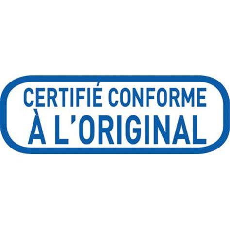 bureau de poste 18 ton x print certifie conforme a l 39 original bleu trodat