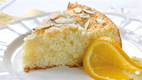 Combine sour cream, butter or margarine, 1 teaspoon vanilla, and egg, and add to flour mixture. Orange Almond Coffee Cake Recipe - Tablespoon.com