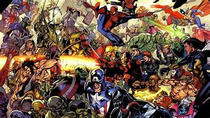 Marvel Characters Wallpapers Comics Desktop Widescreen Wallpapertag