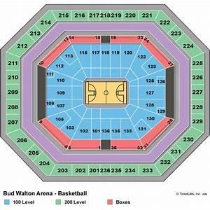 Arkansas Razorbacks Basketball Tickets
