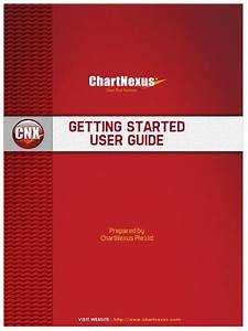 Cnx User Guide