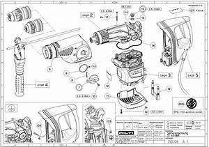 29 Hilti Dsh 700 Parts Diagram