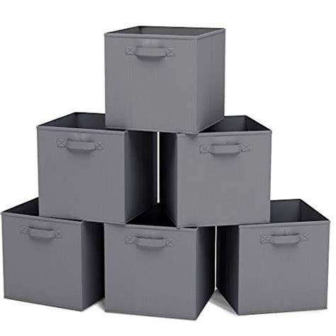 Closet Organizer Baskets by Closet Organizer Fabric Storage Basket Cubes Bins 6