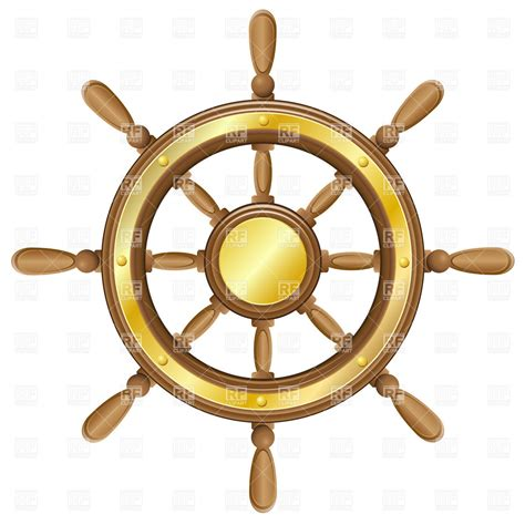 Ship Steering Wheel 19840 Objects Download Royalty-free Vector Clip Art (eps)