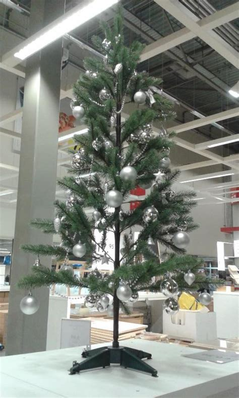 k 252 nstlicher weihnachtsbaum von ikea fejka 155 cm in