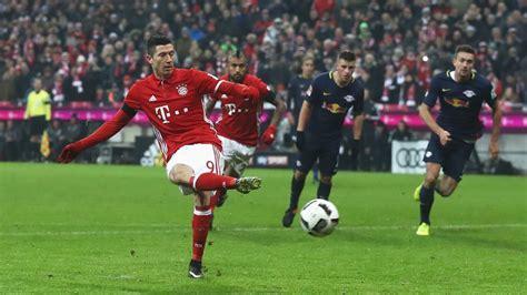 Bayern Munich vs. RB Leipzig - Football Match Summary ...