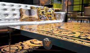 Versace Home and Minotti: High-end Furniture