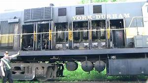 How Does A Locomotive Traction Motor Work