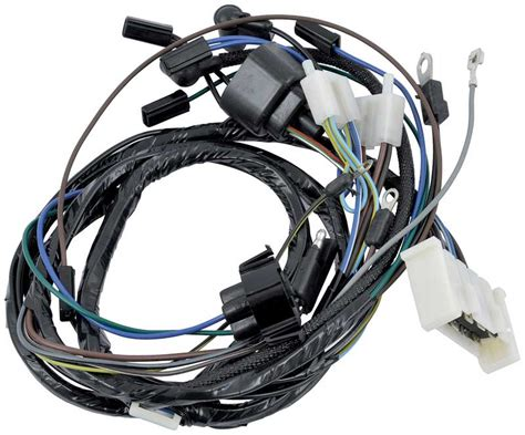 Mopar Wiring Harnes Connector by Mopar E Barracuda Parts Electrical And Wiring