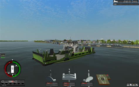 Cargo Boat Simulator by Shipsim Ship Simulator Extremes Ferry Pack