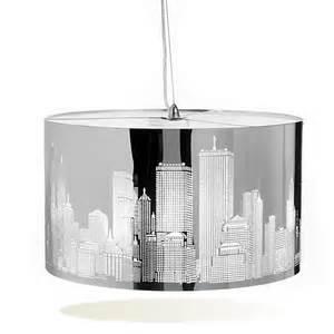 suspension lumineuse d40cm new york suspensions lustres luminaires salon salle 224 manger