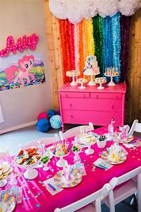 My Little Pony Birthday Party Ideas - Brony com T-Shirts