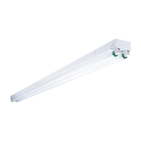 cooper lighting 8 ft 2 l high output striplight t12 by