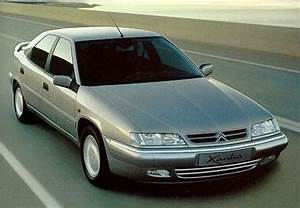 Citroen Xantia Service Repair Manual 1993-1998