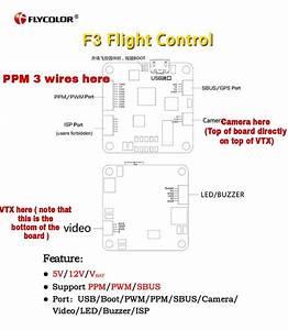 Flycolor Raptor 390 Tower 4 In 1 30a Esc Blheli   F3 6dof