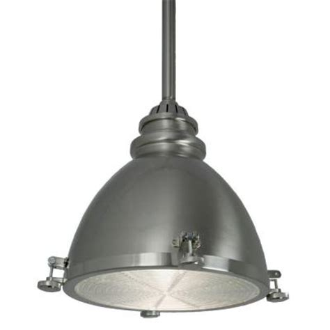 home decorators collection 1 light brushed nickel ceiling