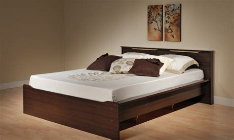 Cheap Platform Beds by Bedroom Black Platform Bed With Headboard Cheap Also