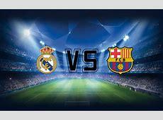 Prediksi Pertandingan REAL MADRID VS BARCELONA Piala Dunia