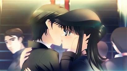 Album Kazusa Touma Cg Kiss Haruki Anime