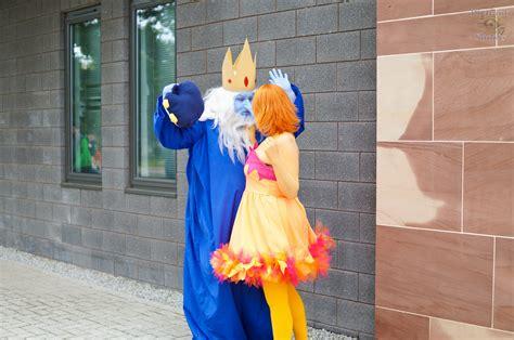 Adventure Time Ice King Costume