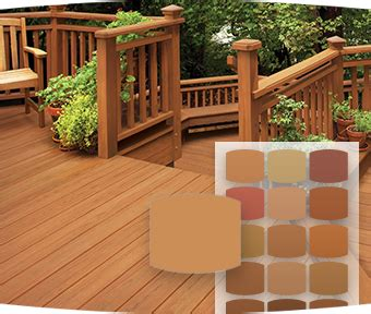 transparent finish products behr