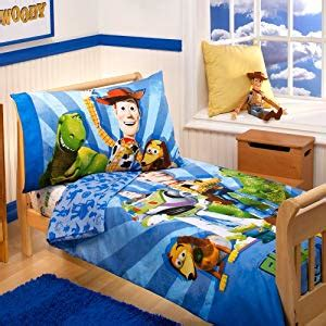 Story Toddler Bed Set by Disney 4 Toddler Bedding Set Buzz