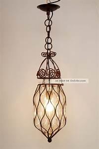 Deckenlampe Shabby Chic : wundersch ne portugisische flurlaterne h ngeleuchte deckenlampe shabby chic ~ Frokenaadalensverden.com Haus und Dekorationen