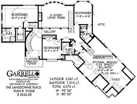 split level home designs lansdowne place house plan luxurious european manor