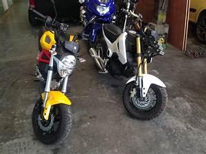 2014 Honda Grom Recall