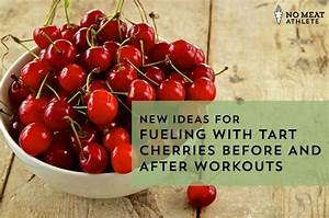 2 New Tart Cherry Drinks For Optimal Workout Nutrition