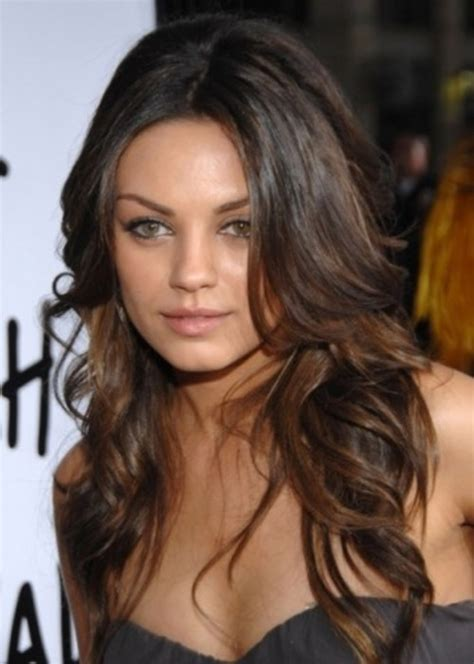 dark brown hair with light brown ombre fabulous brown ombre hair colors 2014 hairstyles 2017