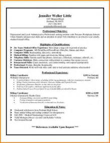 sle executive assistant resume documents letters