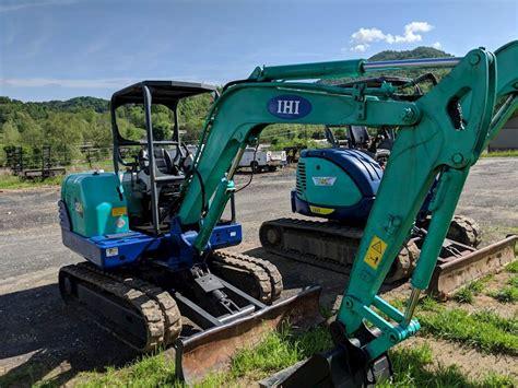 ihi  mini excavator  sale southeast  nc  mylittlesalesmancom