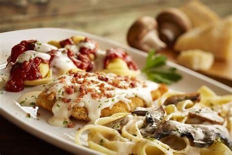 olive garden food olive garden introduces two new twists on its classic tour
