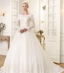 Die Schönsten Hochzeitskleider : hochzeitskleider 2016 die sch nsten lang rmeligen kleider ~ Frokenaadalensverden.com Haus und Dekorationen