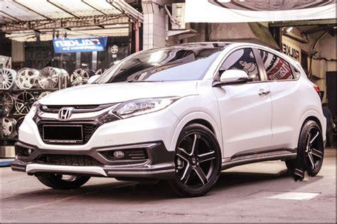 Mobil Hrv Modifikasi 7 contoh modifikasi mobil honda hrv 2015 terbaru