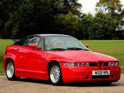 Alfa Romeo SZ technical specifications and fuel economy