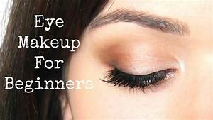 Beginner Eye Makeup Tips & Tricks - YouTube