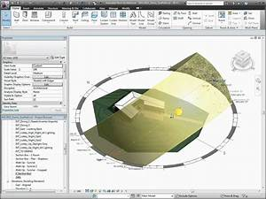 What U0026 39 S New In Revit Architecture 2011 - Sun Path